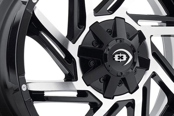 vision 422 prowler wheels detail