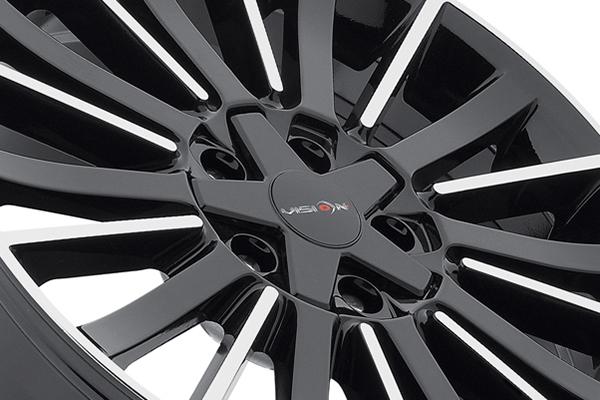 vision 466 conduit wheels closeup