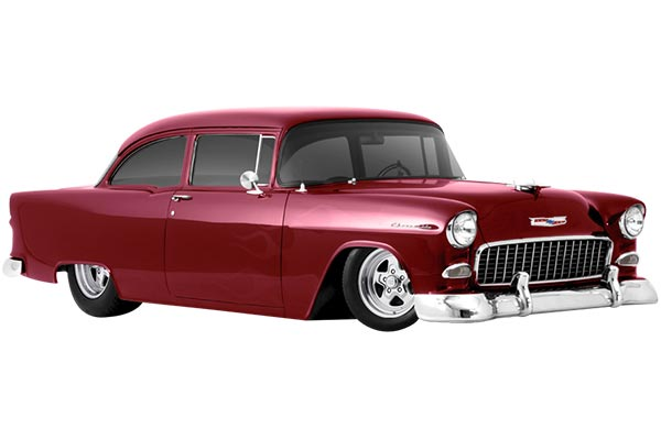 vision 521 nitro wheels 55 chevy installed