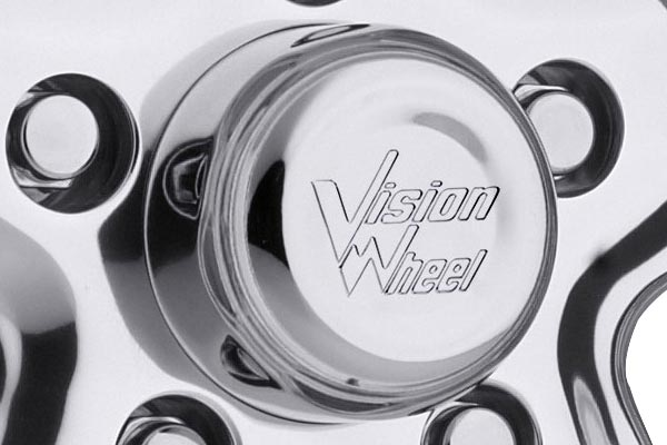 vision 521 nitro wheels center cap
