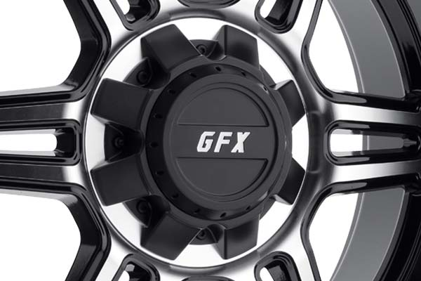 voxx g fx tr6 wheels center