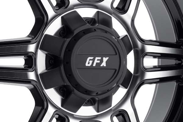 voxx g fx tr6 wheels center