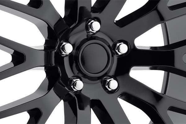 voxx mustang performance replica wheels center