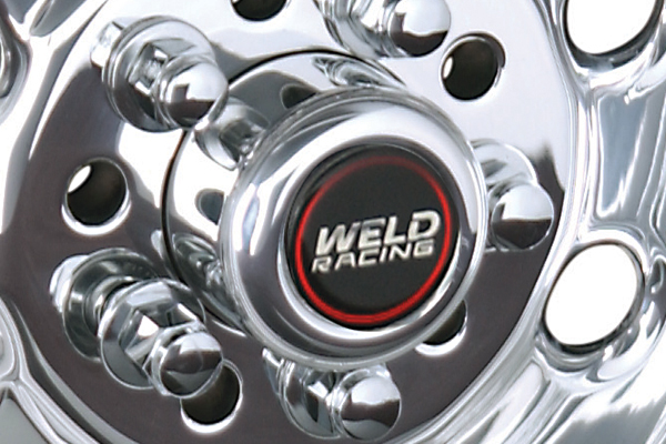 weld draglite wheels center cap