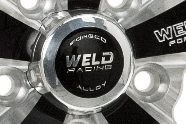 weld rt s s76 wheels center cap