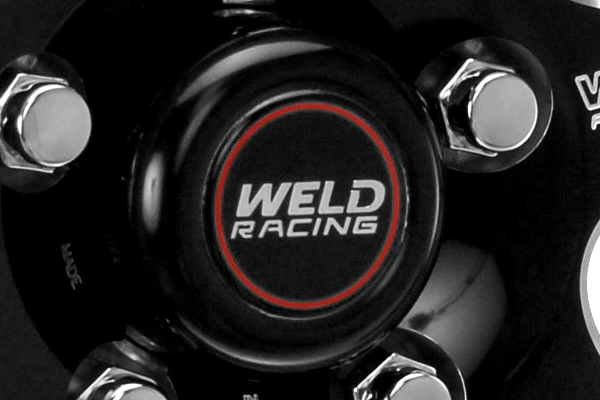 weld rt s s77 wheels center cap