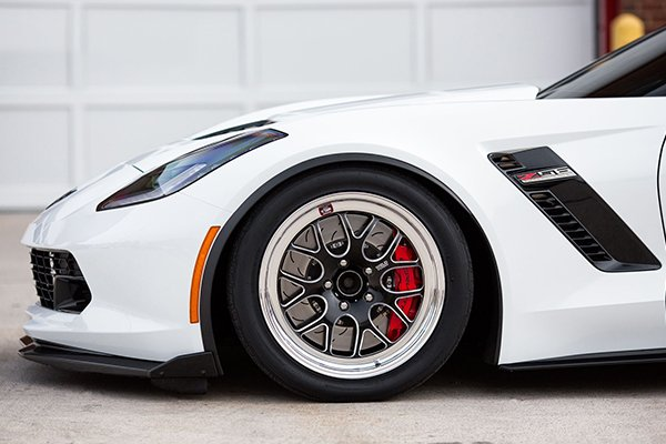 weld rt s s77 wheels corvette z06 front wheel detail