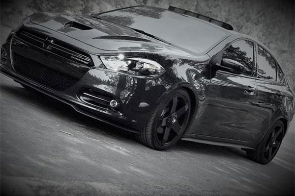 wheel pros kmc KM775 rockstar car dodge dart lifestyle1