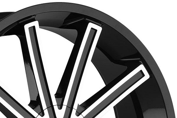 wheel pros kmc km681 nerve lip