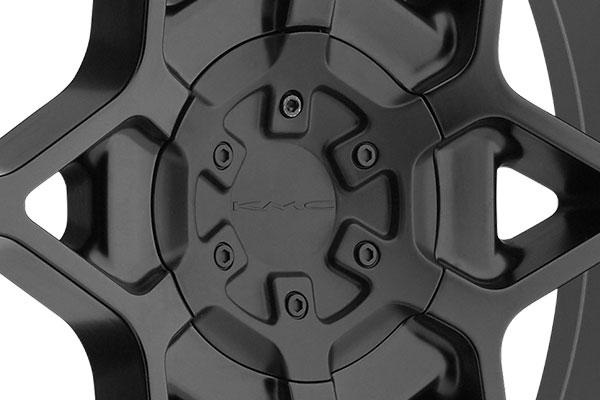 wheel pros kmc km695 crosshair center