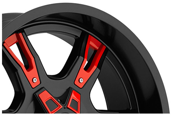 wheel pros moto metal MO969 lip