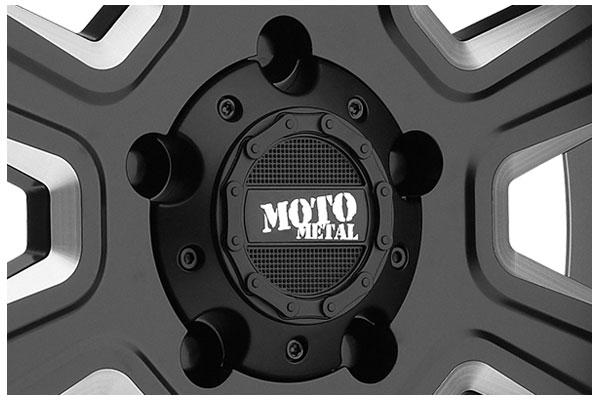 wheel pros moto metal MO972 center