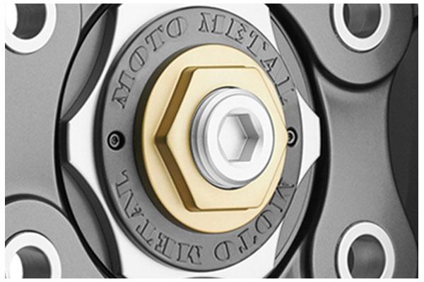 wheel pros moto metal MO977 link center