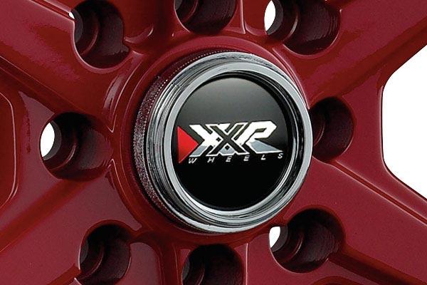 xxr 501 wheels center cap