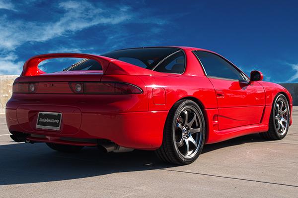 xxr 522 wheels 3000GT lifestyle