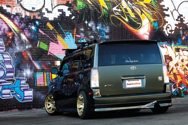 xxr 522 wheels scion xb lifestyle
