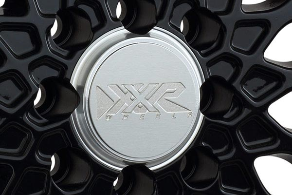 xxr 536 wheels center cap