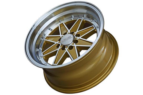 xxr 538 wheels side