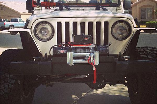 6432 engo winch mount 1998 jeep wrangler