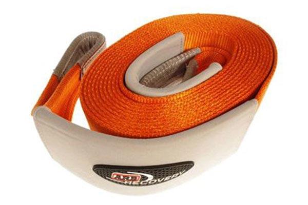 arb winch straps snatch straps