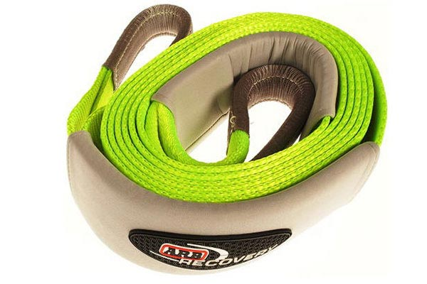 arb winch straps tree trunk protectors