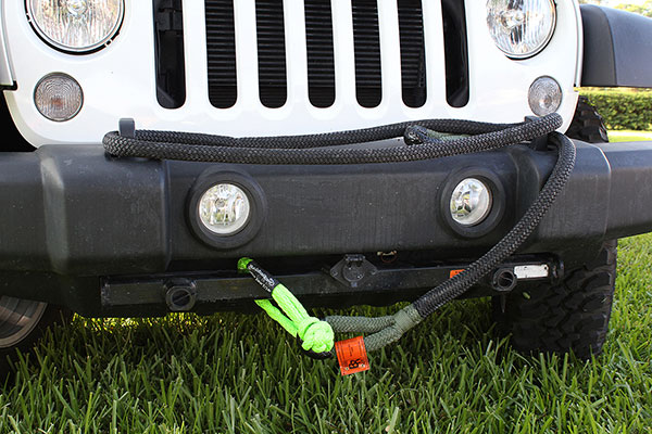 bubba rope gator jaw synthetic shackle jeep