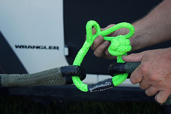 bubba rope gator jaw synthetic shackle lifestyle 2