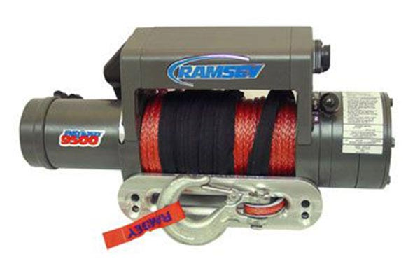 ramsey patriot 9500 synthetic rope