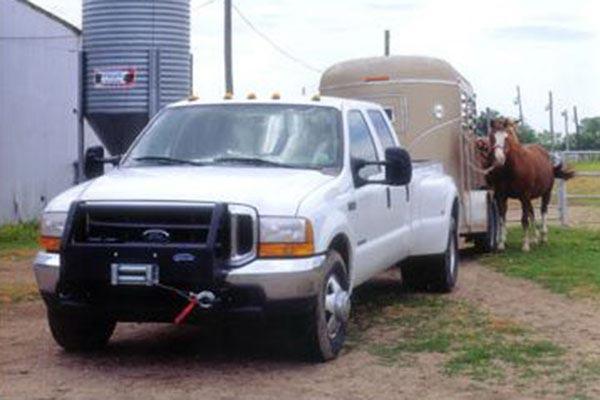 ramsey rep 8000 related trailer horses