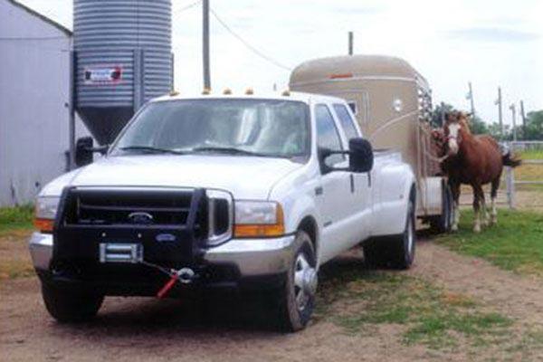 ramsey rep 9000 related trailer horses