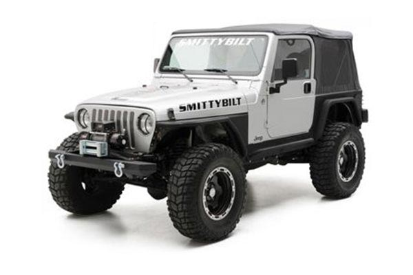 smittybilt winch plate jeep shot