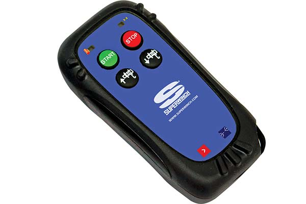 superwinch certus wireless winch control certus remote