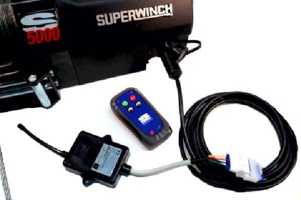 superwinch certus wireless winch control ready