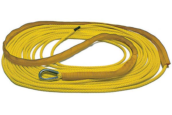 superwinch terra 25 winch yellow synthetic rope