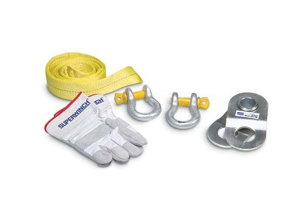 superwinch winch accessory kit contents