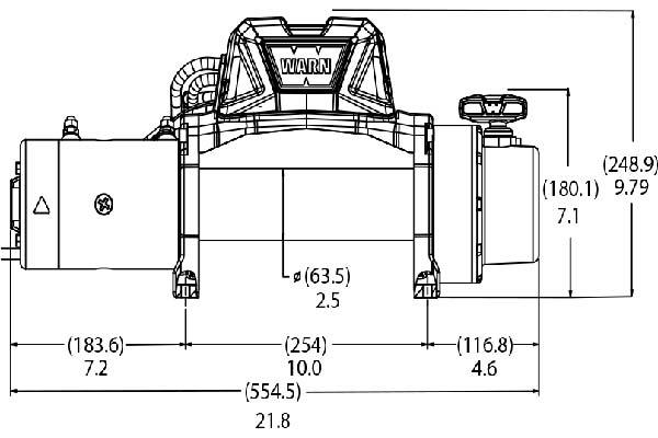 warn vr12 winch diagram