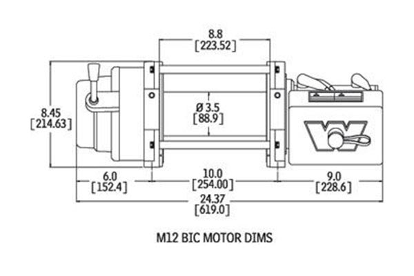 warn_m12_line warn m12000 winch, warn winches warn 17801 & 265072 warn m12000 wiring diagram at crackthecode.co