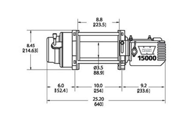 ramsey winch wiring diagram ramsey image wiring warn winch wiring diagram xd9000 wiring diagram and schematic design on ramsey winch wiring diagram