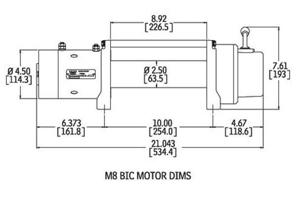 warn m8000 winch wiring diagram   31 wiring diagram images