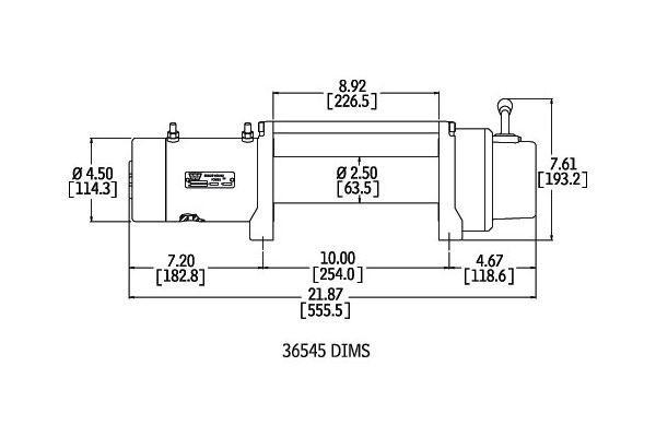 warn winch wiring diagram xd9000 wiring diagram and schematic design old ramsey winch wiring diagram detail