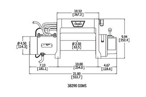 Warn Winch Xd9000i Wiring Diagram - All Wiring Diagram on