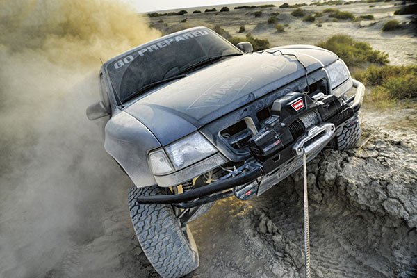 warn zeon 12 winch ranger
