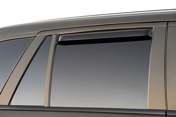 egr matte rear window deflector