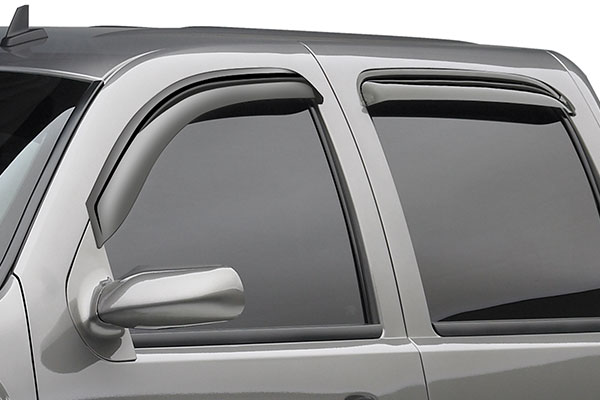 egr slimline window deflectors related