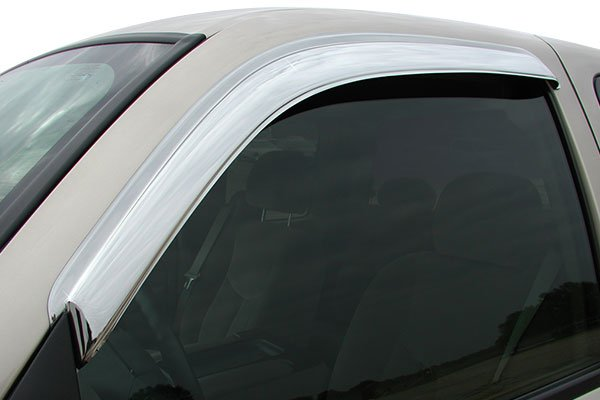 stampede chrome window deflectors related1