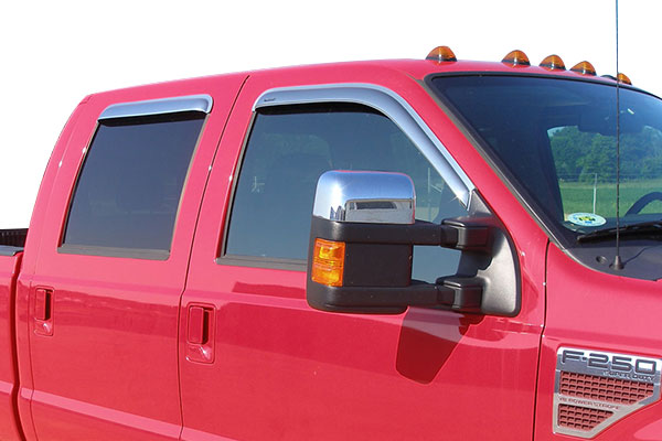 stampede chrome window deflectors related3