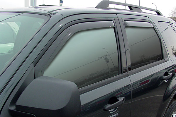wade in channel window deflectors 72 37403 ICWD
