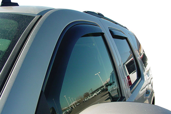 wade in channel window deflectors 72 39403 ICWD