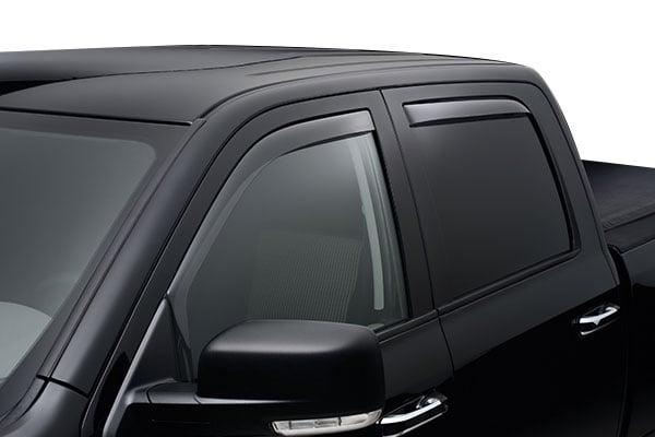 weathertech side window deflector dodge ram
