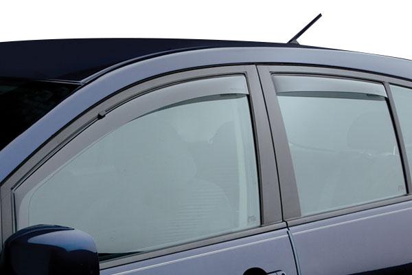 weathertech side window deflector nissan versa